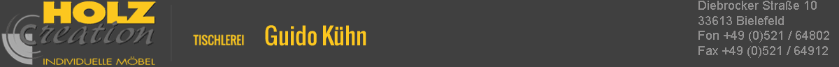 Holzcreation Logo